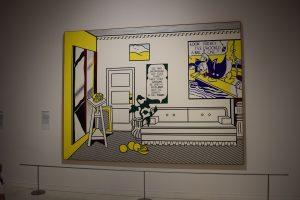 Artist's Studio No. 1 (Look Mickey) di Roy Lichtenstein