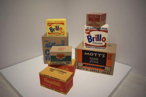 American Art 1961-2001 a Palazzo Strozzi