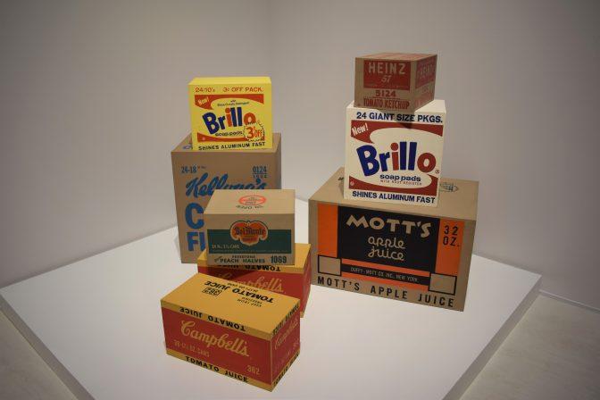 Campbell's Tomato Juice Box, 1964 di Andy Warhol