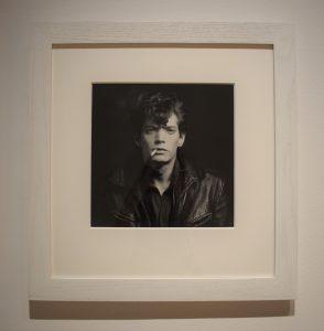 Self-Portrait di Robert Mapplethorpe