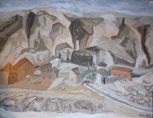 arturo martini_le cave del marmo_1940